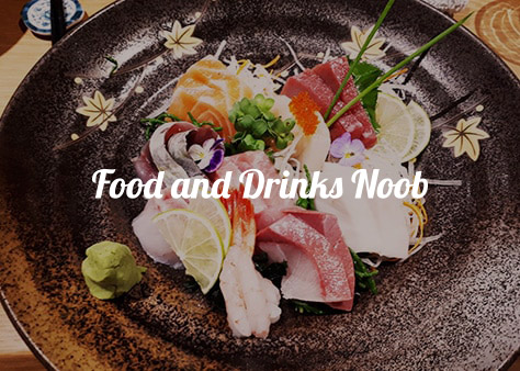 Sushi Atelier London Food and Drinks Noob review